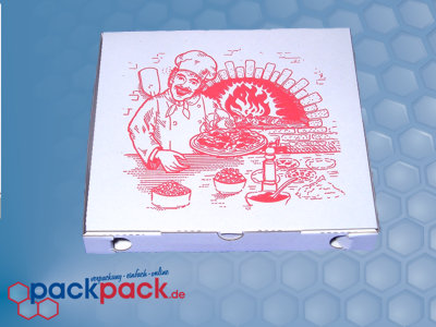 Pizzaverpackung